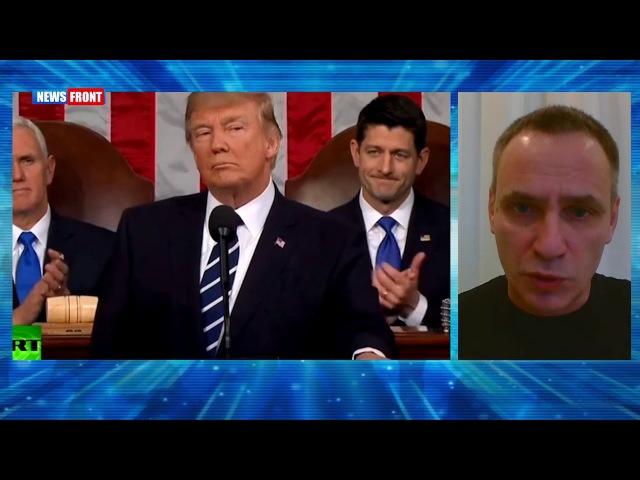 Трамп выдает фантазии об «исторических победах» США за правду — Михаил Синельн ...