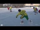 На белорецком стадионе «Юность» состоялся товарищеский матч между командами ветеранов по хоккею с мячом. Встречались белорецкий «Металлург» и уфимский «Кировец»