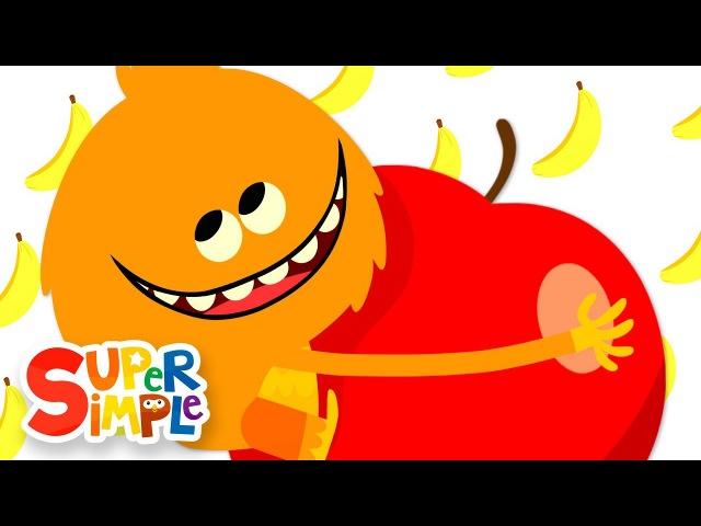 Apples Bananas | Kids Songs | Super Simple Songs