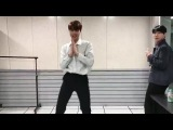 Johnny(NCT) dancing Baby Don't Stop