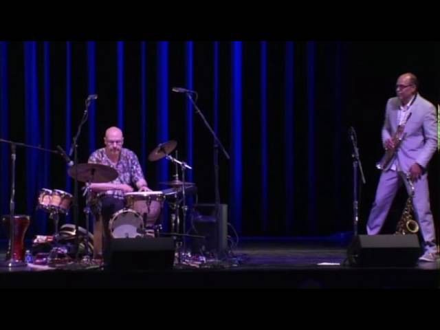 World Percussionist Tom Teasley Trio Live at The Kennedy Center Anthropology