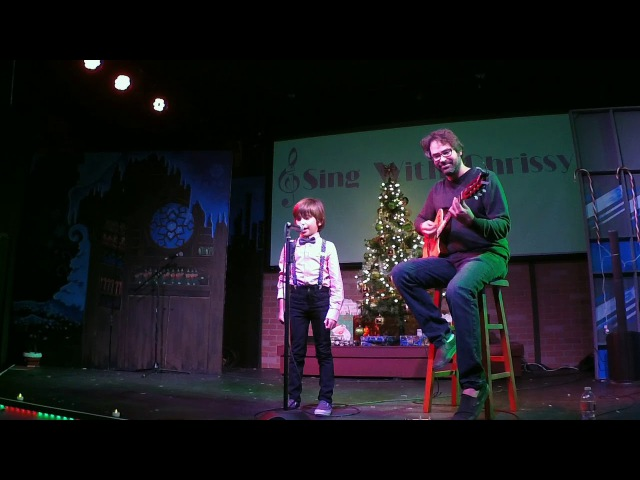 My Son WIll and I - Little Drummer Boy - Bad Religion Cover