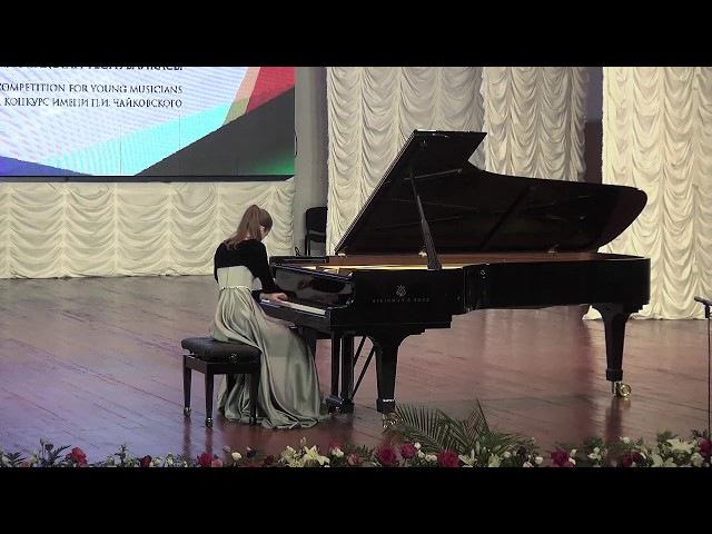 Anastasia Makhamendrikova- Lieberman- Gargoyles, op. 29 - YouTube