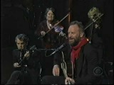 Eileen Ivers with Sting on Letterman