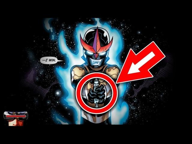 Абсолютный Нуллификатор: СИЛЬНЕЙШИЙ артефакт Марвел? \ Концепции. Marvel Comics