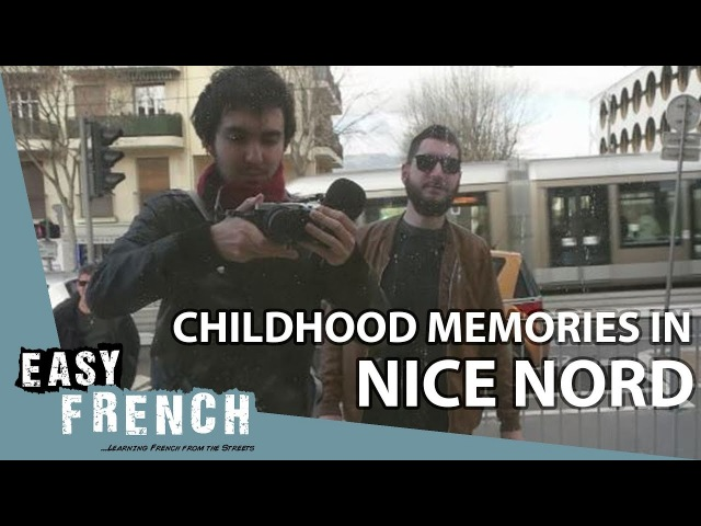 Childhood memories in Nice Nord | Super Easy French 23