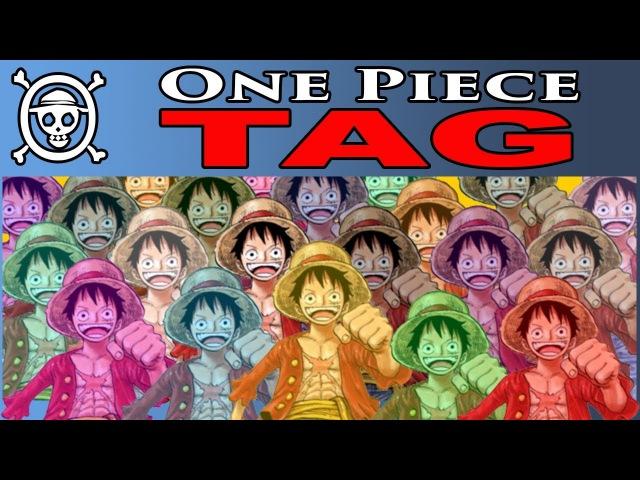 Ван Пис ТЕГ   One Piece TAG   Вопросы по аниме и манге Ван Пис