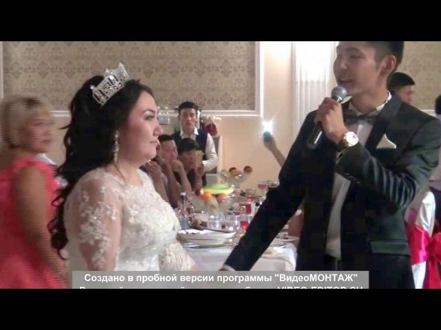 брат поет песню на свадьбе сестры