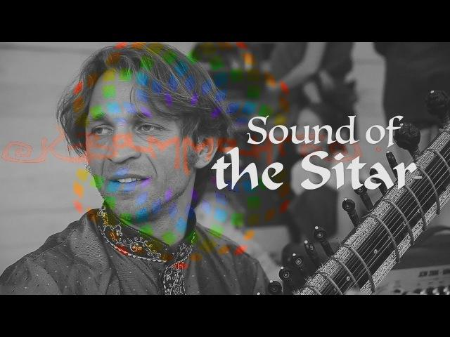 Sound of the Sitar at Kwammanga 2017