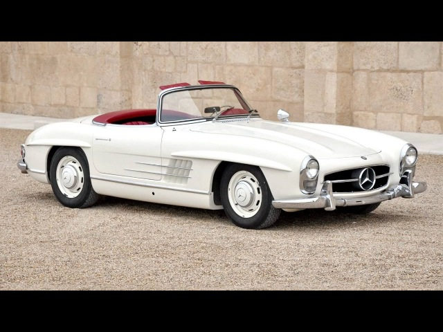 Mercedes Benz 300 SL US spec W198 II '1957 63