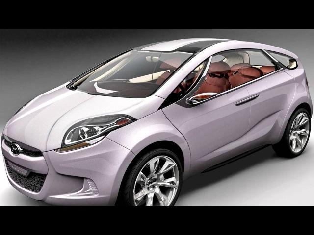 Hyundai HED 5 i Mode Concept '2008