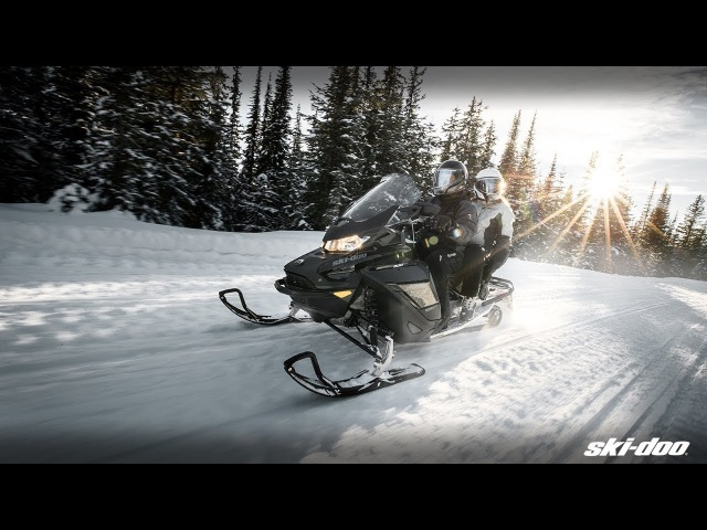 The 2019 Ski-Doo Touring Sport Utility Snowmobiles
