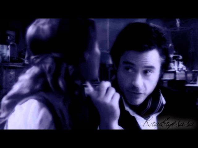 Belle X Sherlock \\ It's a small crime....