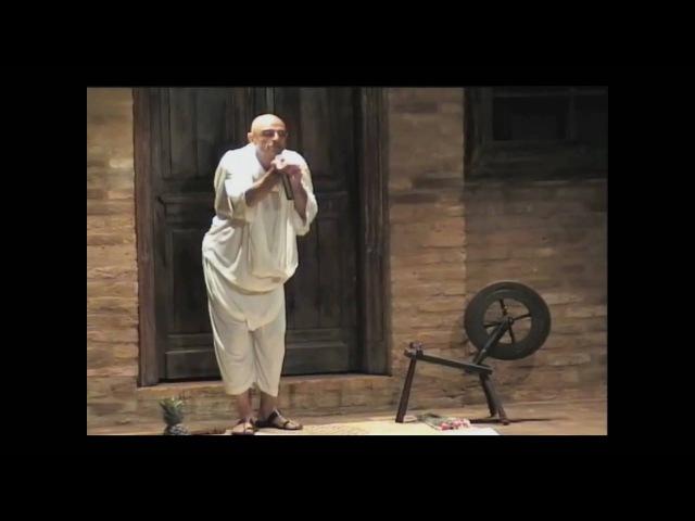 Gandhi, um líder servidor