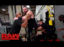 Braun Strowman wreaks havoc backstage: Raw, Jan. 15, 2018