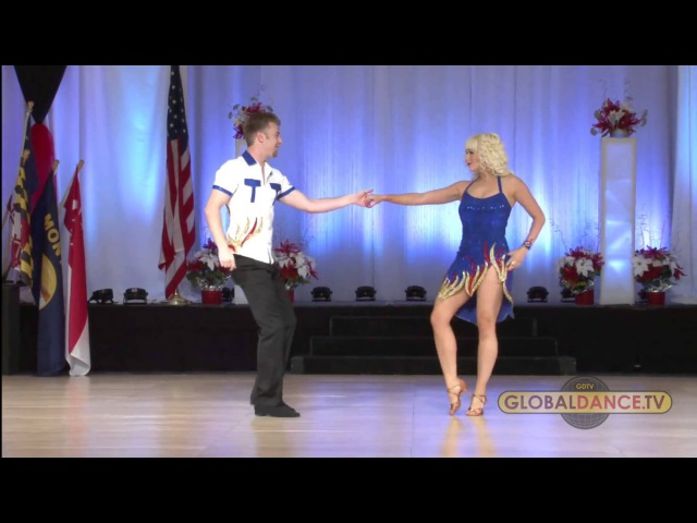 3rd place Routine - Classic US Open WCS 2014 - Ben McHenry Cameo Cross
