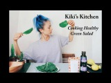 KIKI'S KITCHEN  Basic Kale Salad Recipe