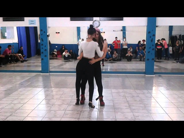 Stephanie Lucero-Barbara Gentile baile muy dulce