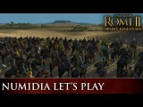 Total War: ROME II - Desert Kingdoms | Numidia Let's Play