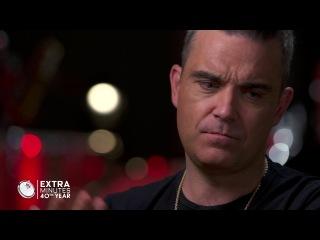 Robbie Williams pays tribute to George Michaels | 60 Minutes Australia