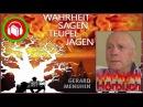 Gerard Menuhin Wahrheit sagen, Teufel jagen VORLESUNG Kapitel 1, Teil 2 2