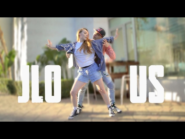 Jlo - Us   D-trix Choreography ft. Haley Fitzgerald