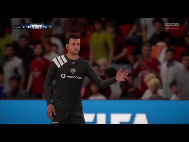 11Tour RLXO FC Ivanteevka vs Vatnik Crew