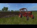 3 ● Село Курай ● Farming Simulator 17. Культивация с другом по сети