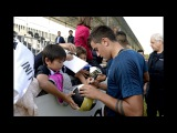 Open Training | Juventus Members meet the players