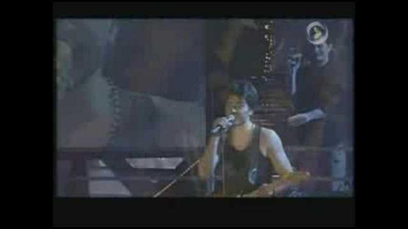 Tose Proeski - Bacila je sve niz rijeku 21 Live Skenderija 2006 IN MEMORIAM