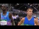 800m Men's FINAL B IAAF WORLD INDOOR TOUR DUSSELDORF 2018
