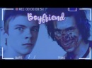 *Just Like I'm Your Boyfriend* | Henry Bowers x Patrick Hockstetter edit | (This is my OTP yo)