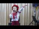 Україночка Наталія Мельник Посвята в першокласники ДМШ смт Попільня 19 12 2017