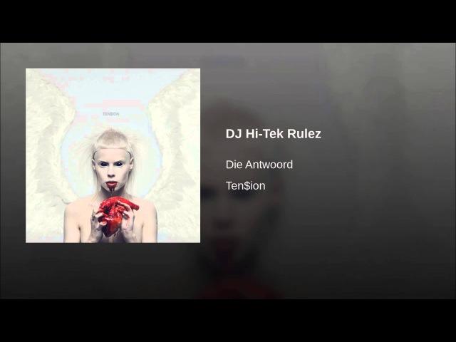 DJ Hi-Tek Rulez