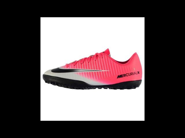 Обзор Сороконожки Nike Mercurial Victory VI Astro Turf Trainers