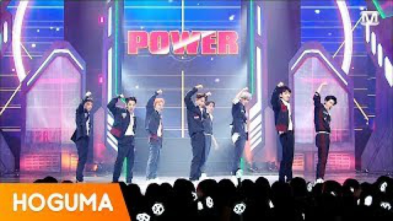 엑소 (EXO) - POWER 교차편집 (stage mix)