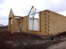 Продам участок с недостроенным домом в пгт. Ильском Северского района Краснодарского края