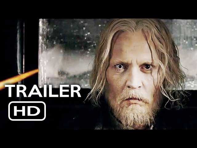 Fantastic Beasts 2 The Crimes of Grindelwald Official Trailer 1 (2018) J.K. Rowling Movie HD