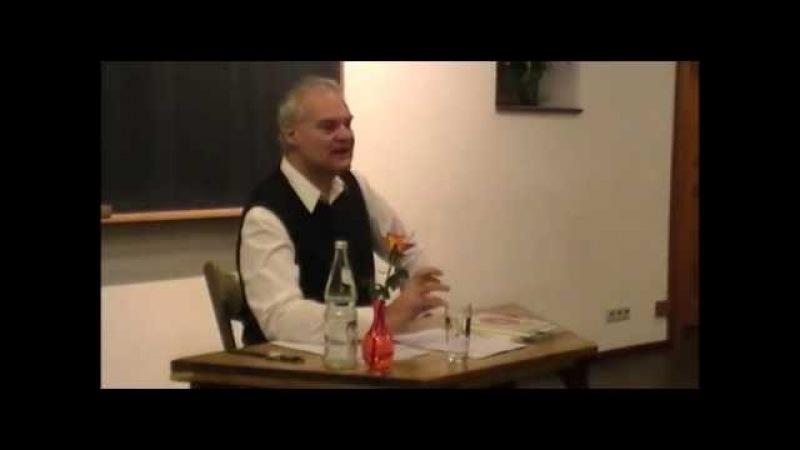 Andreas Meyer präsentiert Nietzsche und Dionysos in Stuttgart