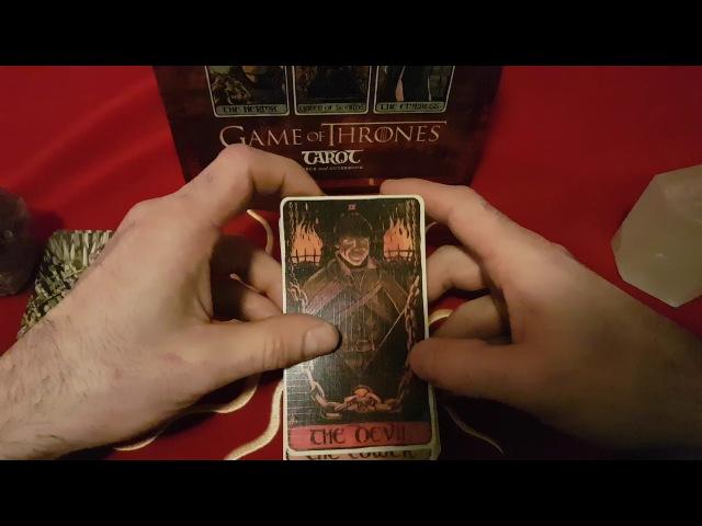 Game of Thrones Tarot Unboxing