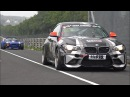 BMW M2 GT SCHIRMER Lovely Exhaust Sounds at the Nürburgring Nordschleife