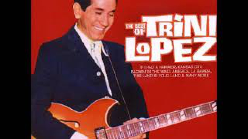 The Best Of TRINI LOPEZ | |Stereo|