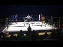2016 Baraka Bouts Joy Choe vs. Meg H. Notre Dame Women's Boxing
