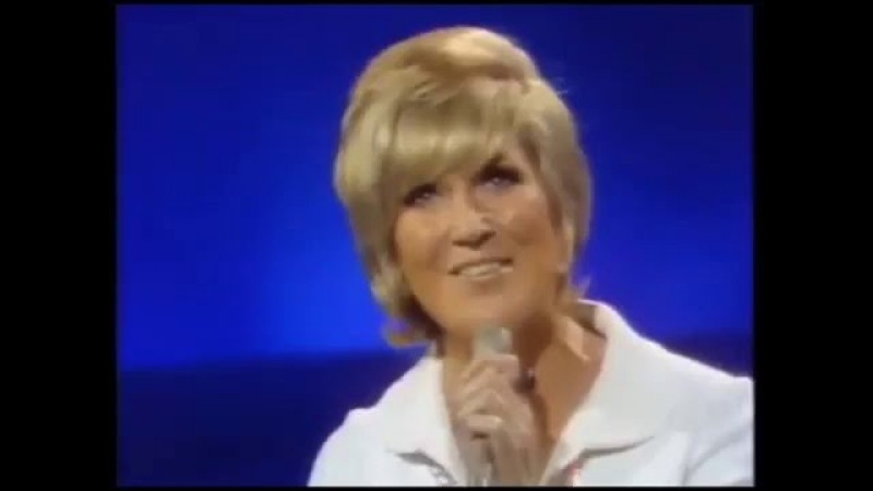 Dusty Springfield - Yesterday When I Was Young - Live 1973.