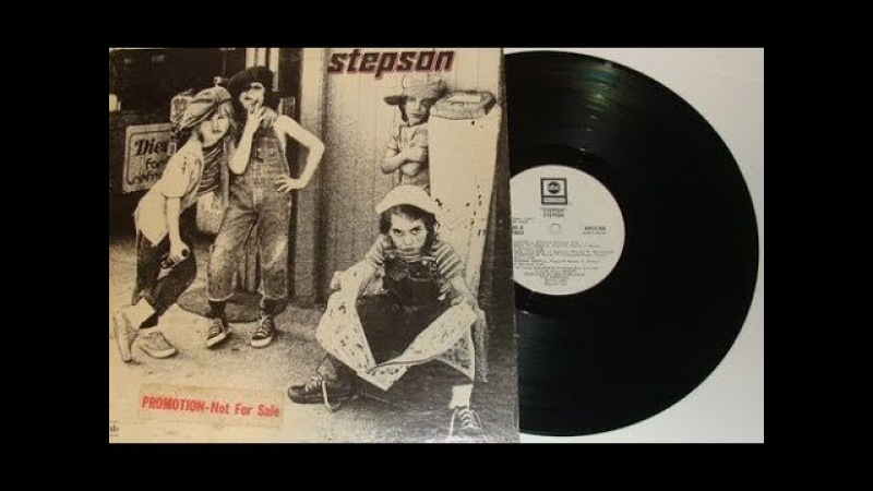 Stepson Stepson 1974 USA, Hard Blues Rock