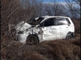 Машину своего начальника разбил пьяный хабаровчанин. MestoproTV