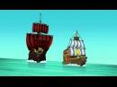 Джейк и школа пиратов Нетландии Серия 2