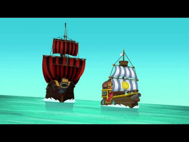Джейк и школа пиратов Нетландии (Серия 2)