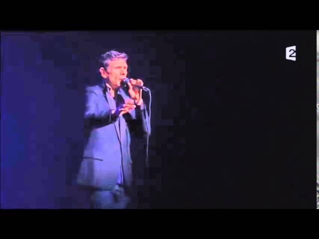 Marc Lavoine, J'ai tout oublié (Palais des Sports, 28 juin 2013 • Concert Je descends du singe).