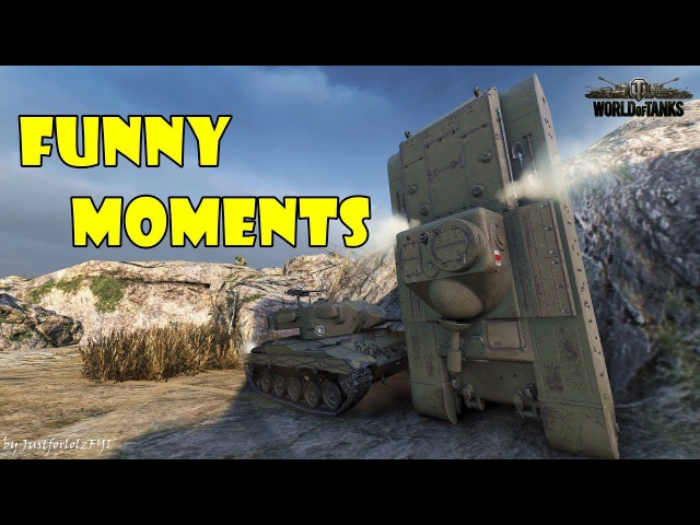 World of Tanks - Funny Moments | Week 1 October 2017
